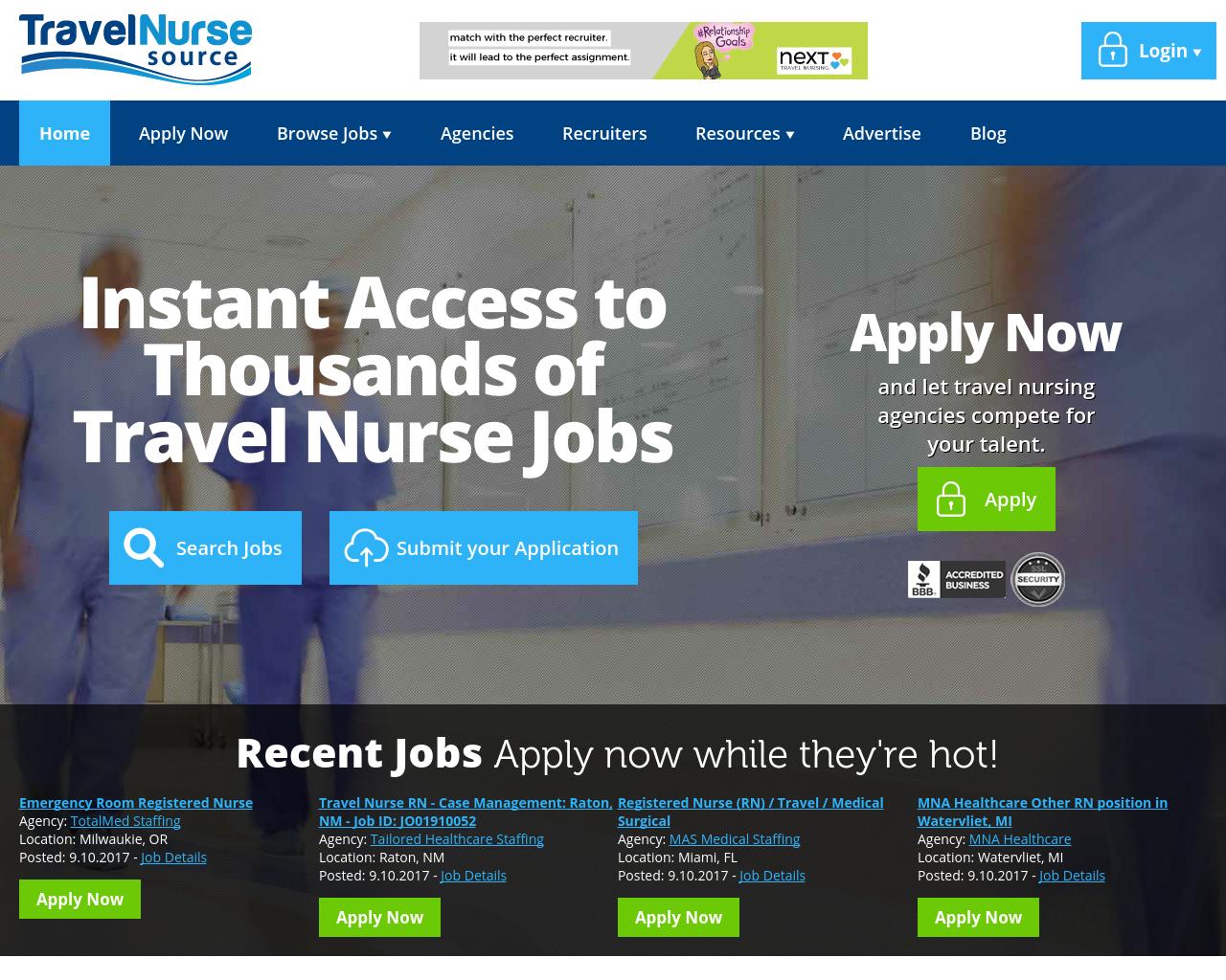 Travel-Nurse-Source-Advertising-Reviews-Pricing