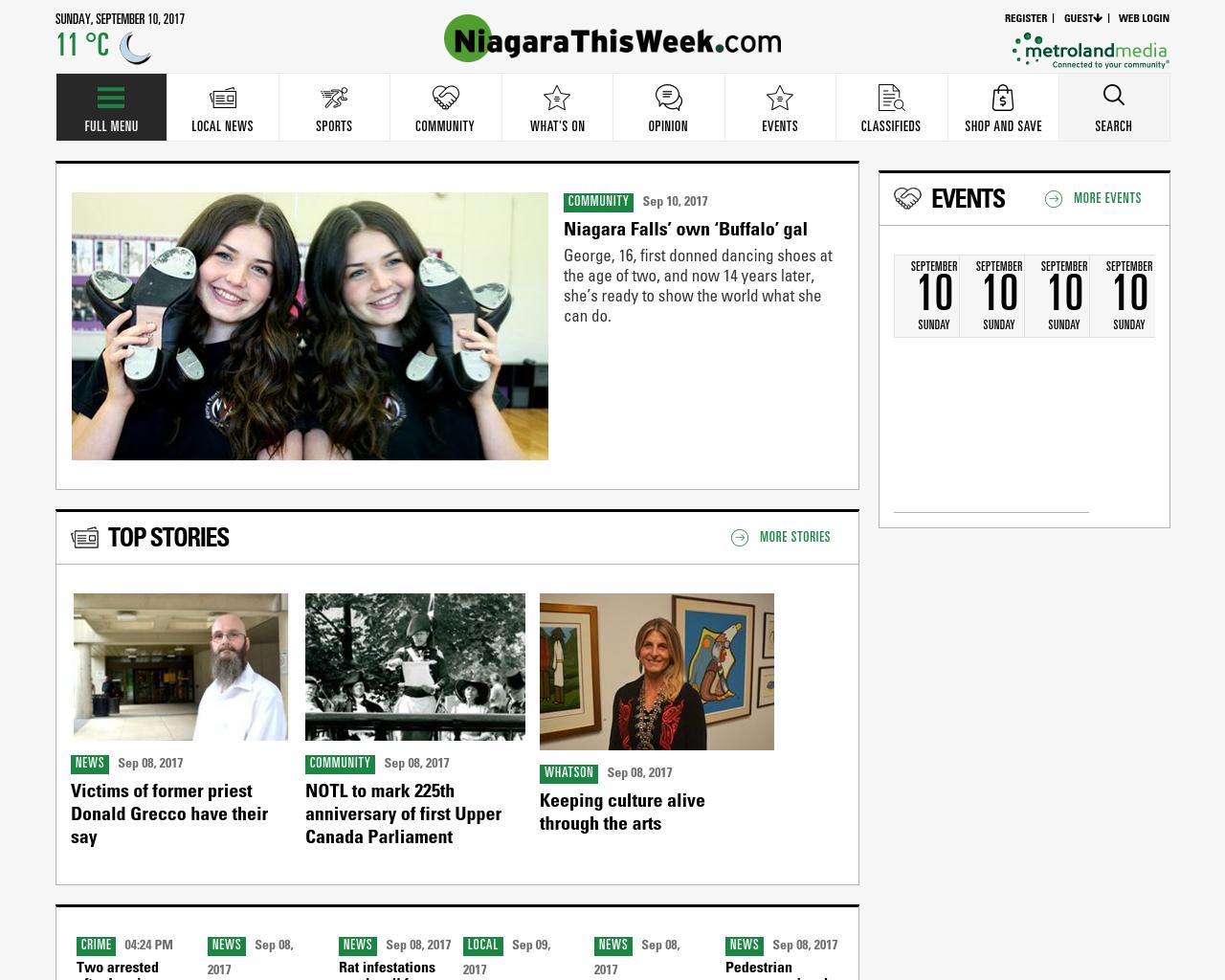 Your-Niagara-Region-Online-Newspaper-Advertising-Reviews-Pricing