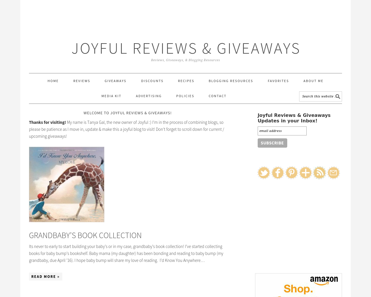 Joyful-Reviews-&-Giveaways-Advertising-Reviews-Pricing