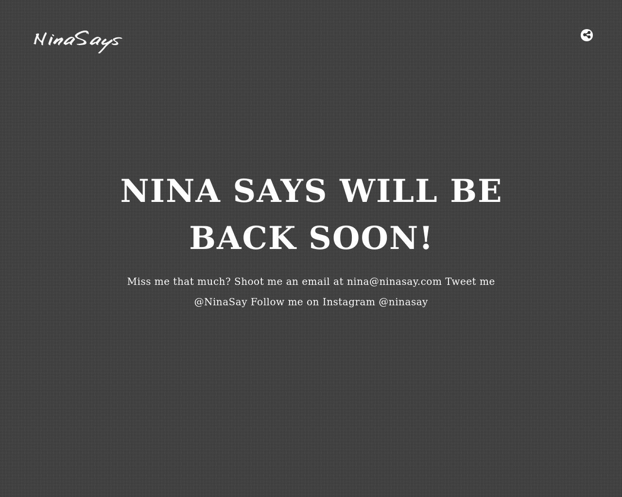Nina-Says-Advertising-Reviews-Pricing