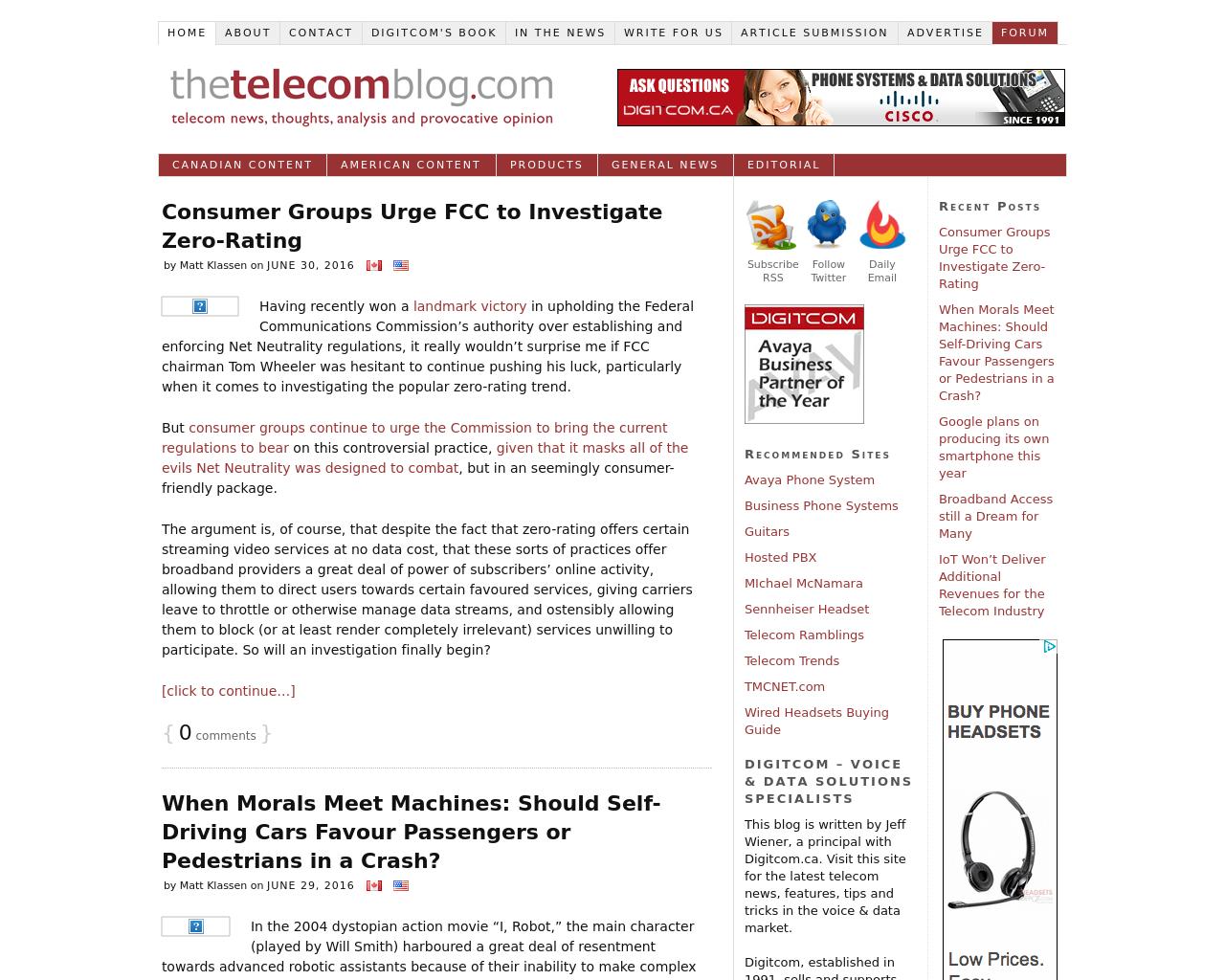 Thetelecomblog.com-Advertising-Reviews-Pricing