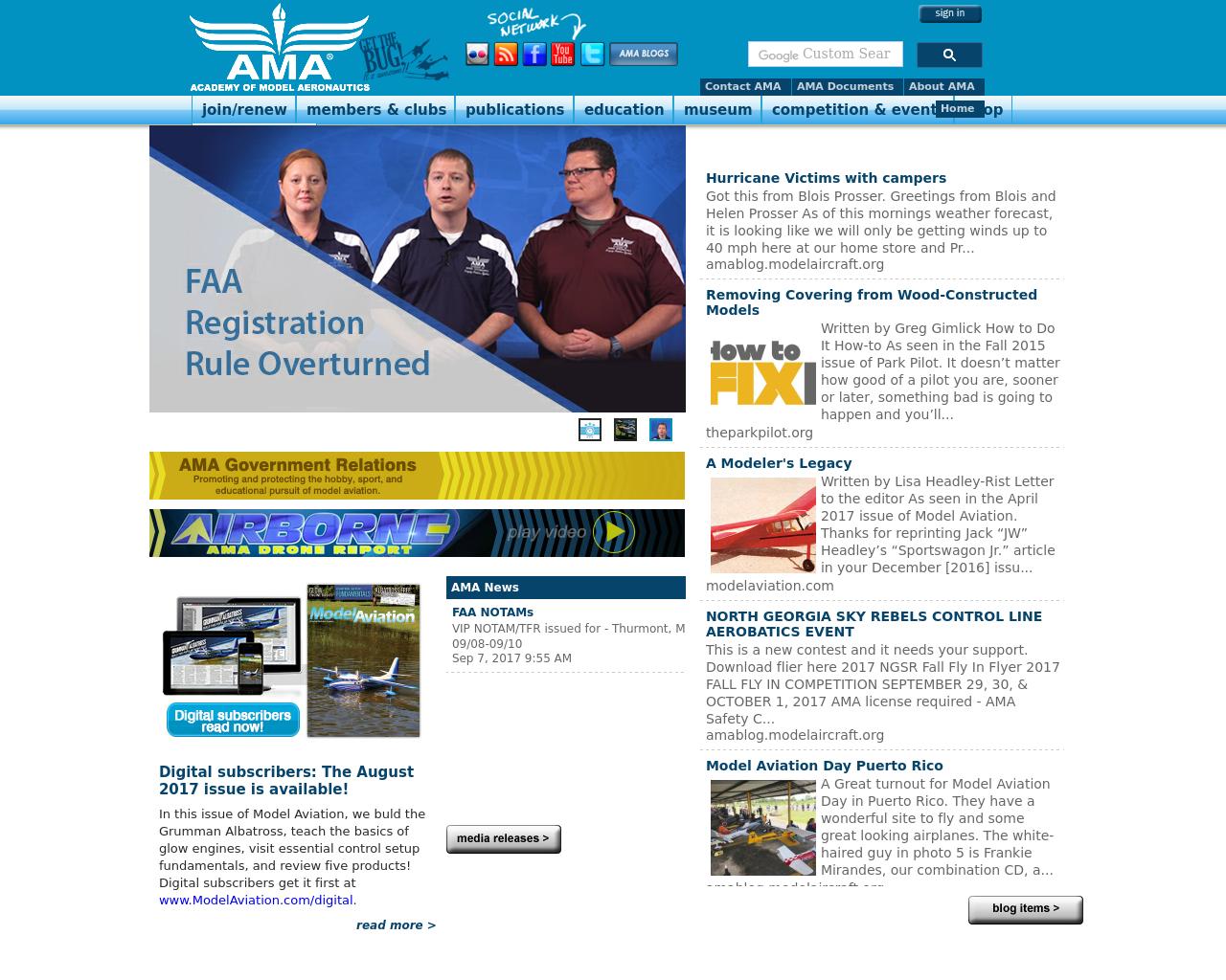 Academy-of-Model-Aeronautics-Advertising-Reviews-Pricing