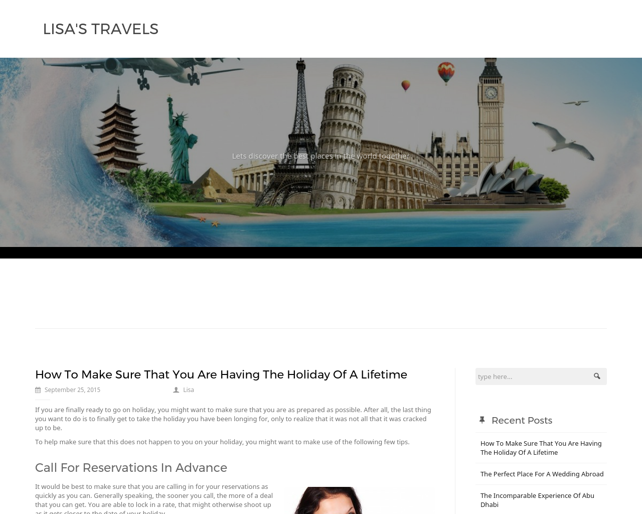 Lisa's-Travels-Advertising-Reviews-Pricing