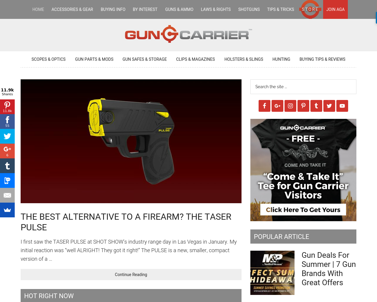 GUN-CARRIER-Advertising-Reviews-Pricing