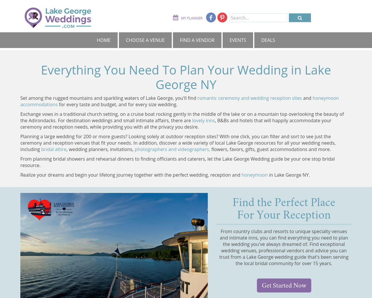 Lakegeorgeweddings.com-Advertising-Reviews-Pricing