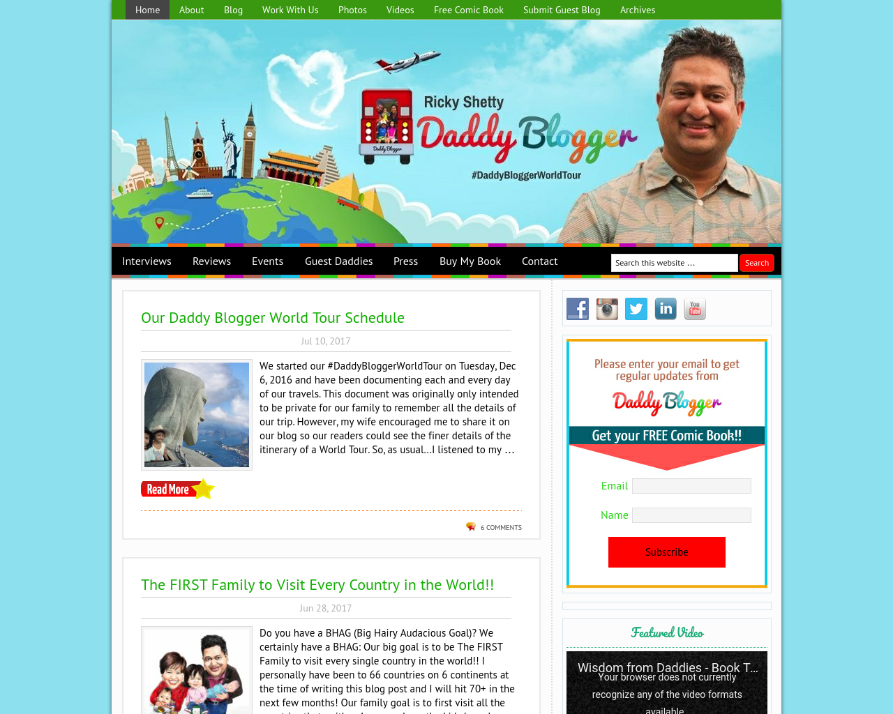 Daddy-Blogger-Advertising-Reviews-Pricing