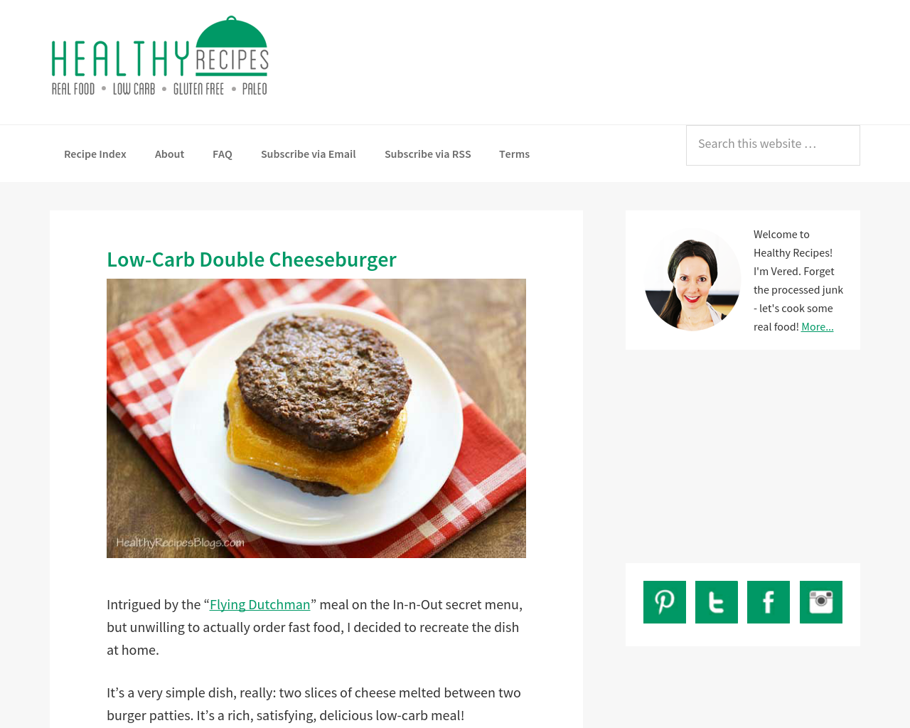 Healthy-Recipes-Advertising-Reviews-Pricing