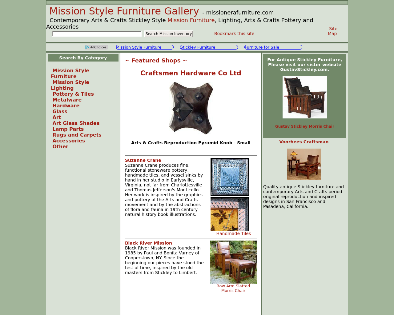 Mission-Style-Furniture-Gallery-Advertising-Reviews-Pricing