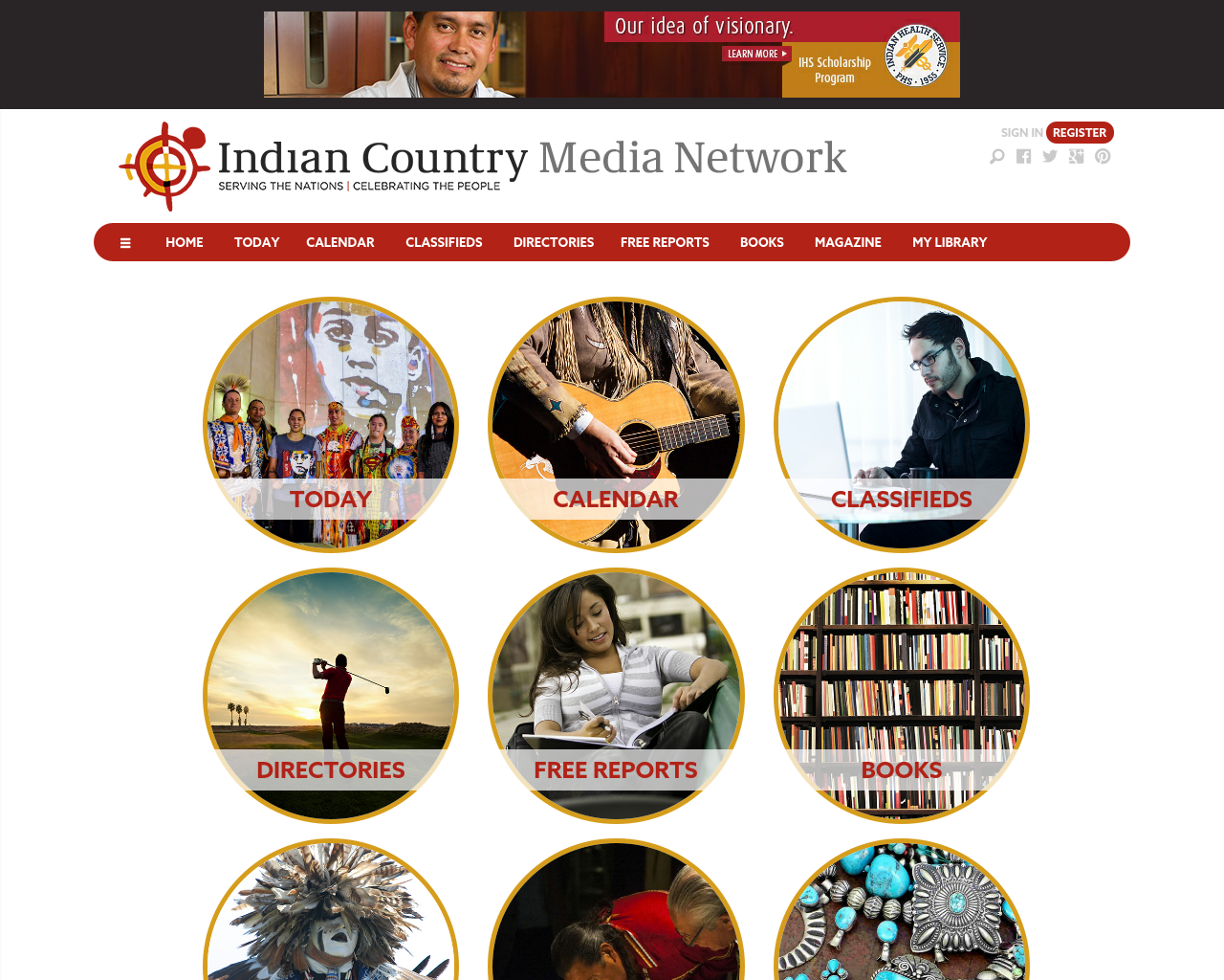 Indian-Country-Today-Advertising-Reviews-Pricing