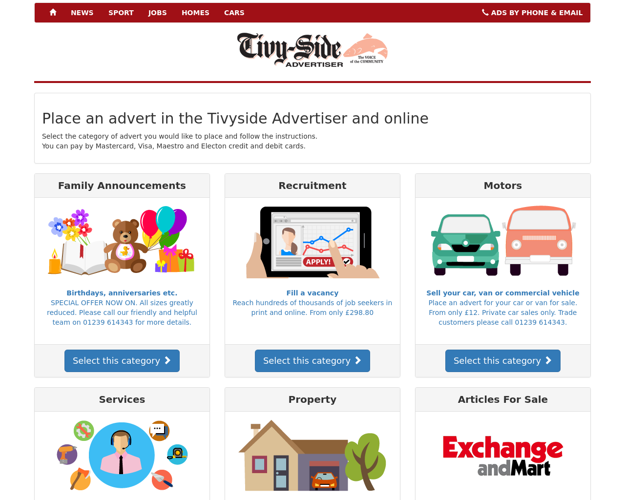 Tivyside-Advertiser-Advertising-Reviews-Pricing