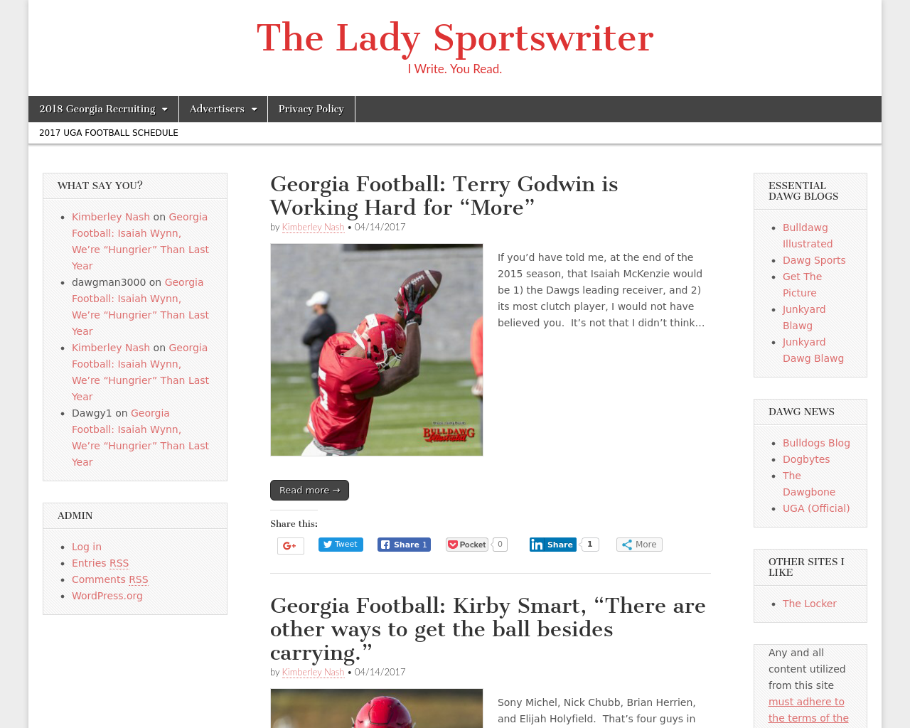 The-Lady-Sportswriter-Advertising-Reviews-Pricing