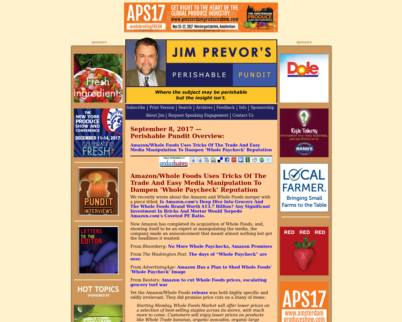 Jim-Prevor's-Perishable-Pundit-Advertising-Reviews-Pricing