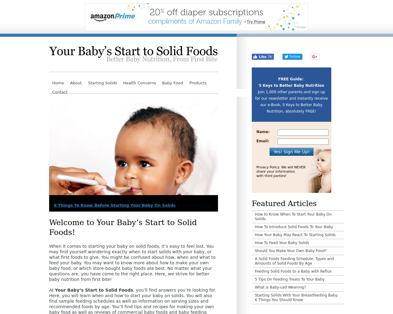 Start-Baby-On-Solids-Advertising-Reviews-Pricing