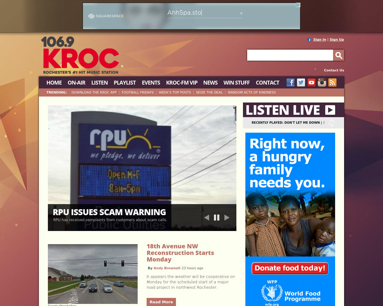 KROC-FM-106.9-Advertising-Reviews-Pricing