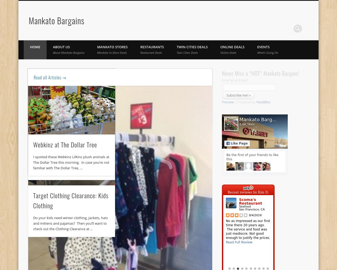 Mankato-Bargains-Advertising-Reviews-Pricing