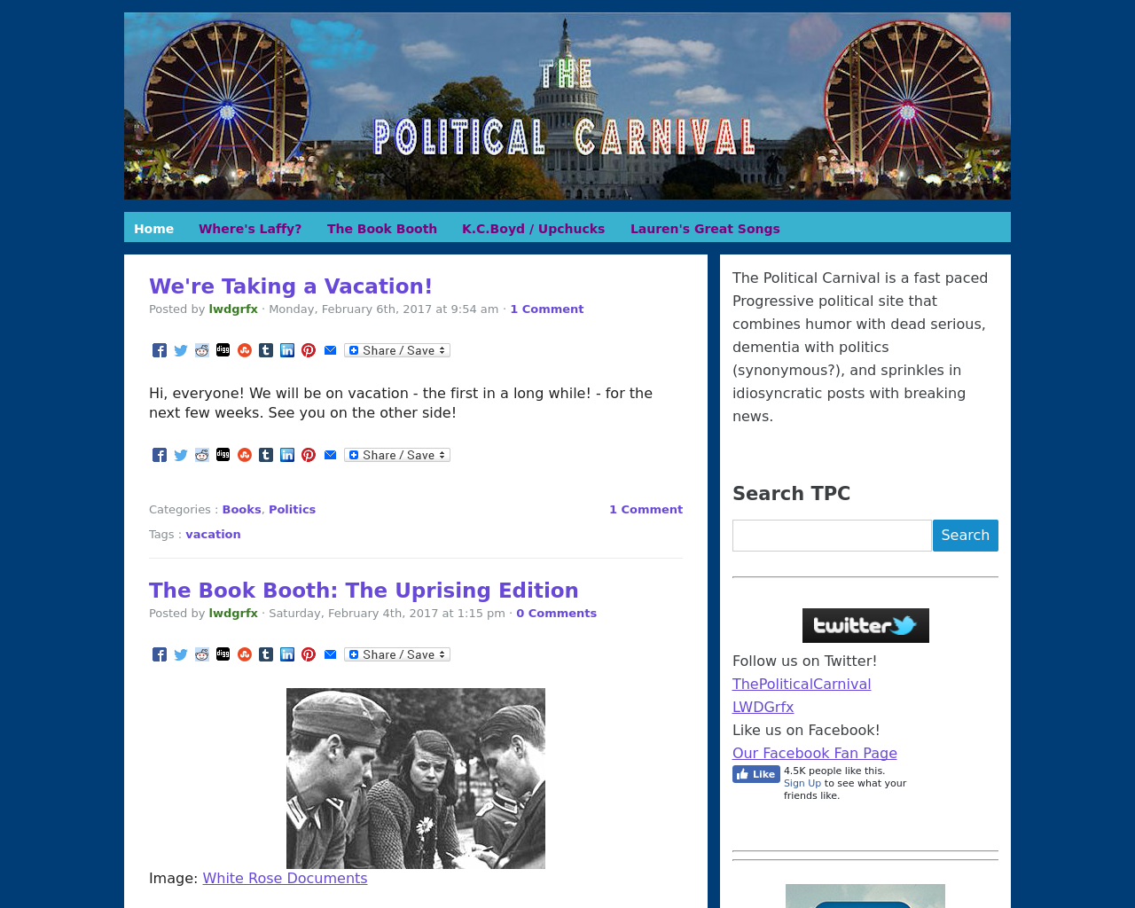 The-Political-Carnival-Advertising-Reviews-Pricing