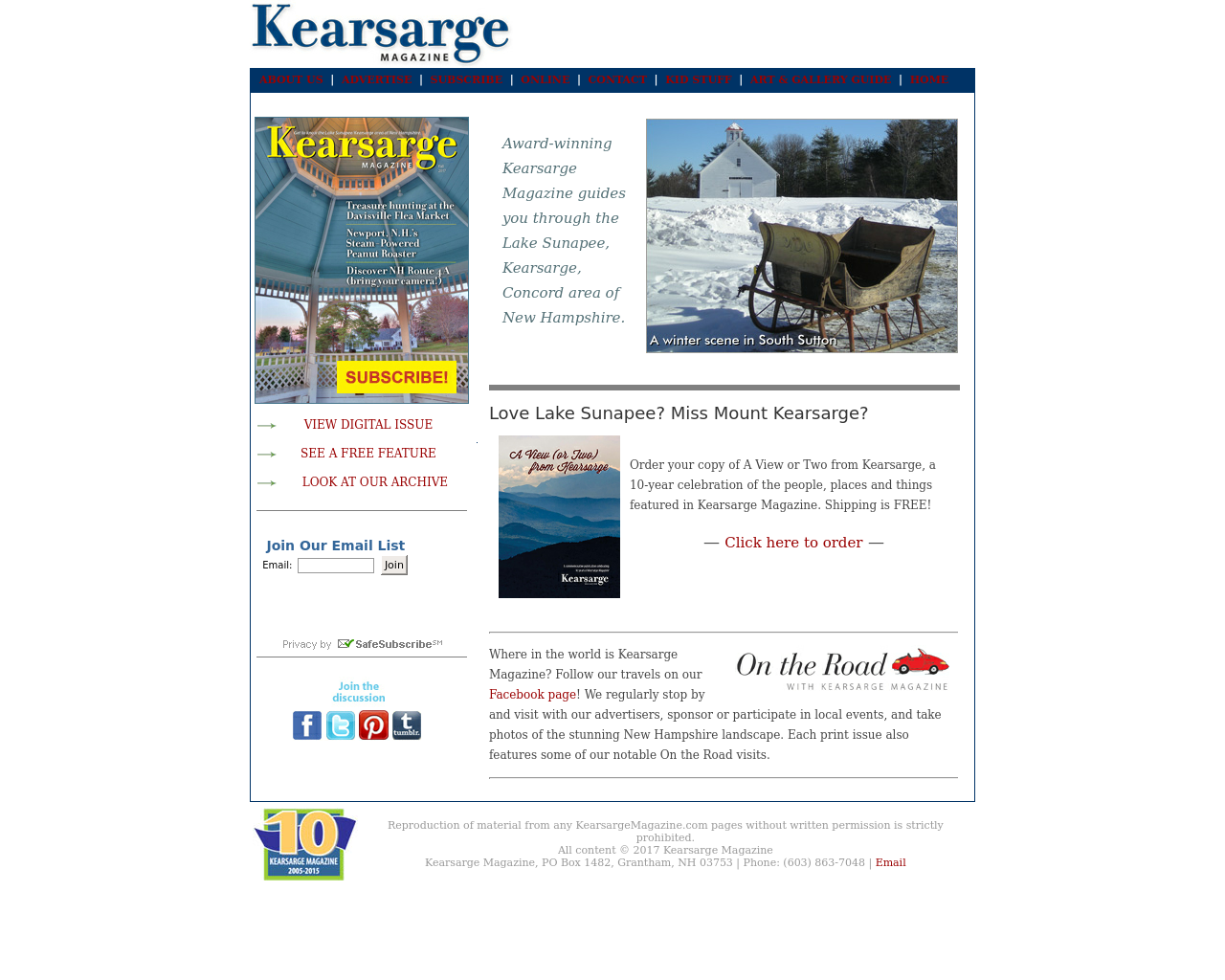Kearsarge-Magazine-Advertising-Reviews-Pricing