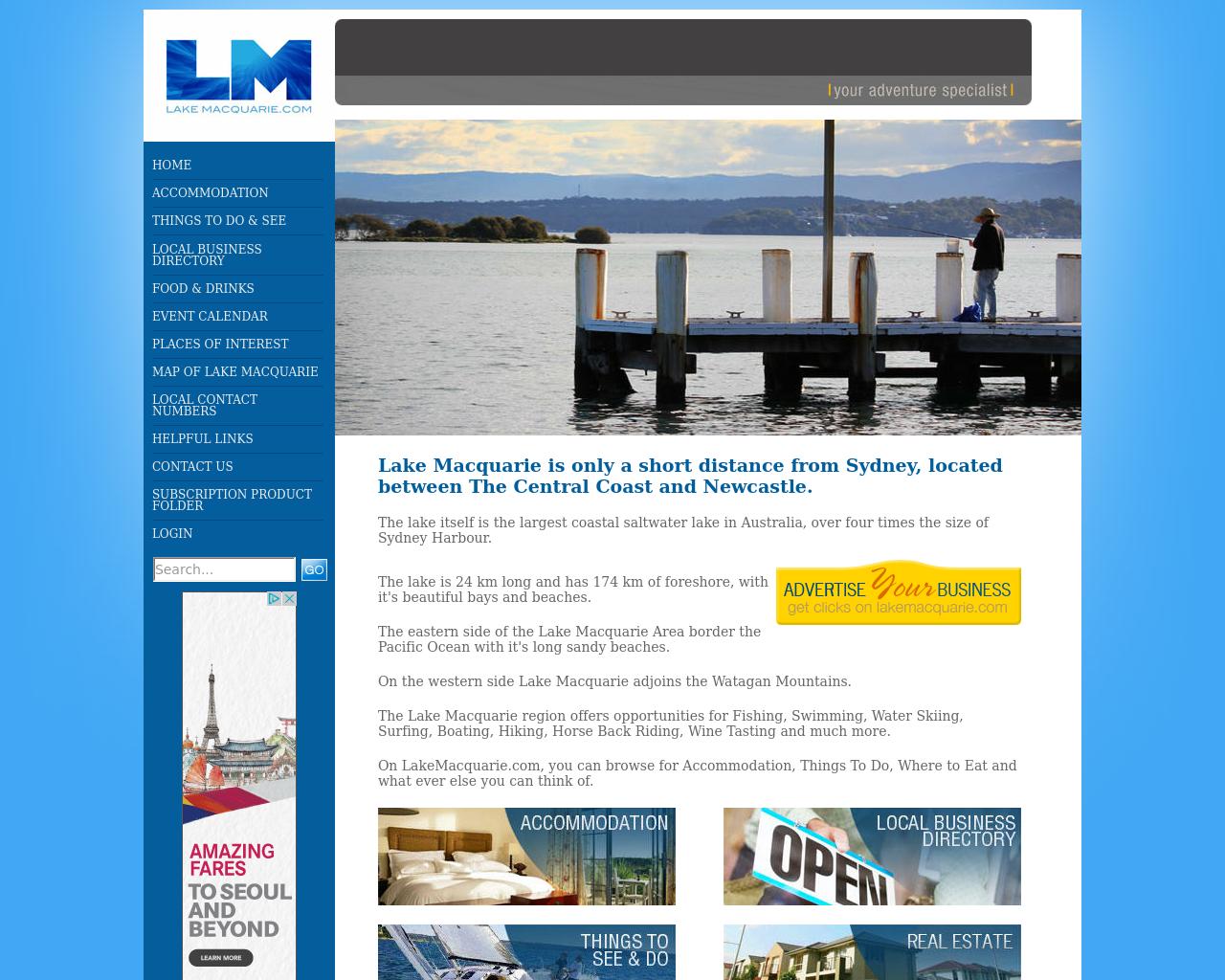 LakeMacquarie.com-Advertising-Reviews-Pricing