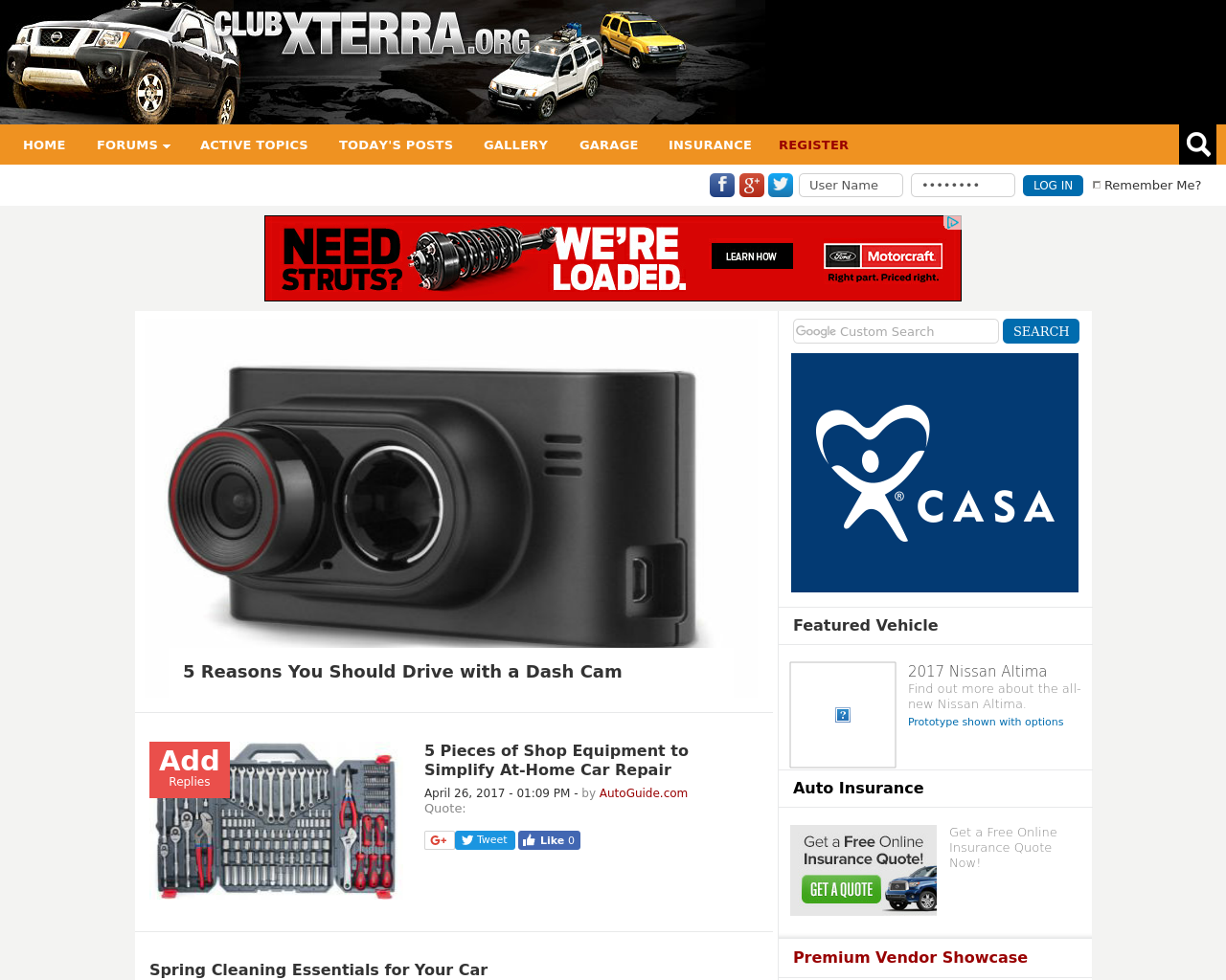 ClubXterra.org-Advertising-Reviews-Pricing