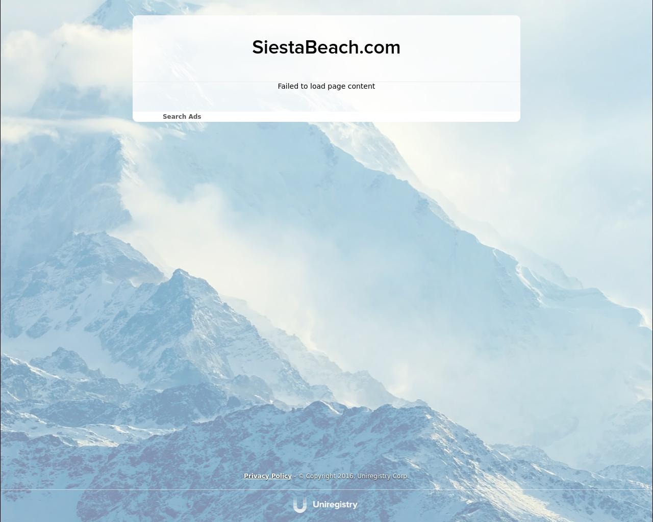Siestabeach.com-Advertising-Reviews-Pricing