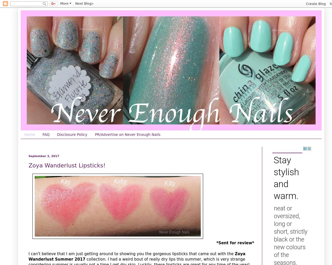 Never-Enough-Nails-Advertising-Reviews-Pricing