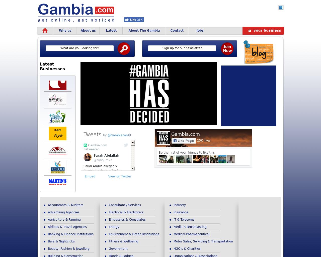 Gambia-Advertising-Reviews-Pricing