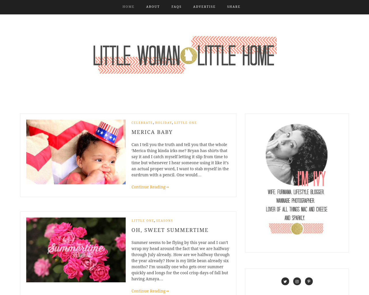 Little-Woman-Little-Home-Advertising-Reviews-Pricing