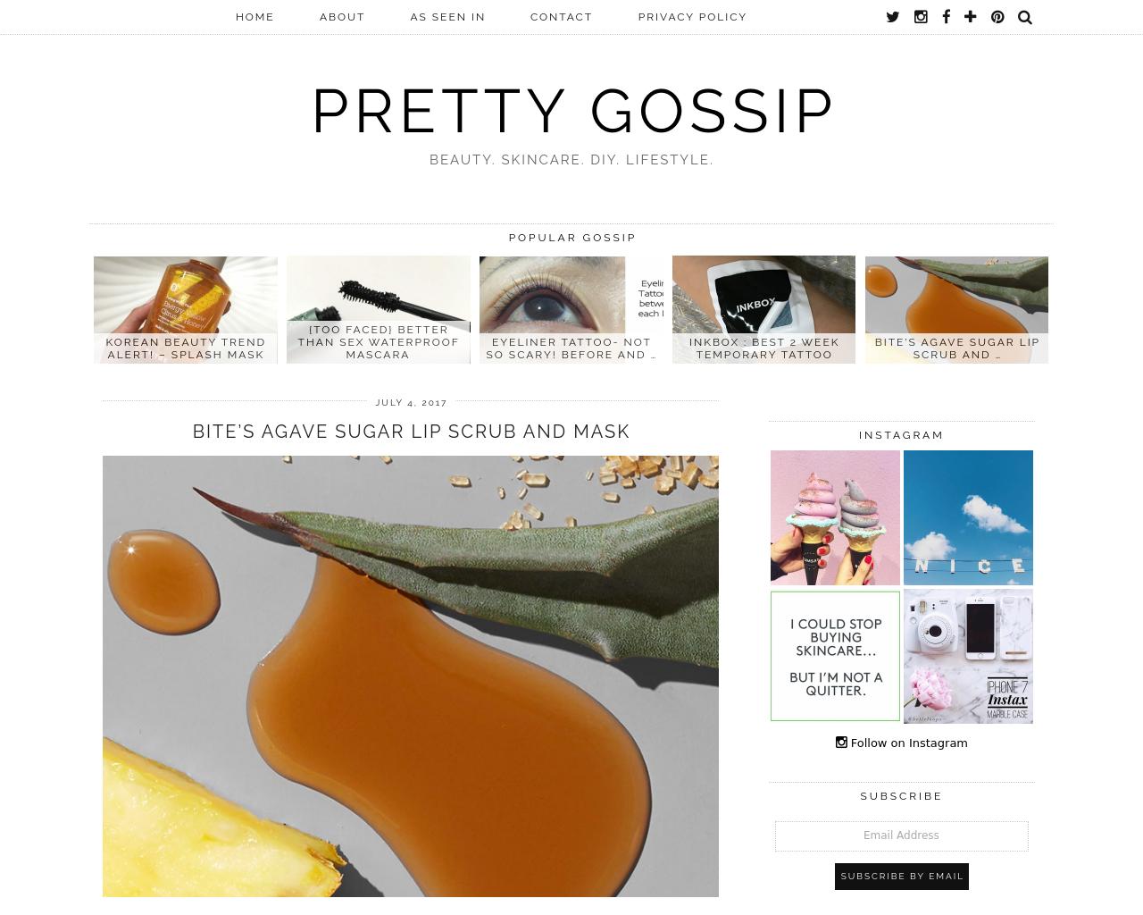 Pretty-Gossip-Advertising-Reviews-Pricing