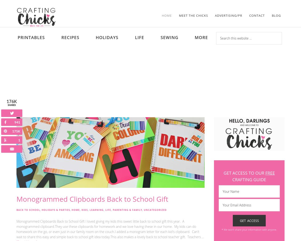 Crafting-Chicks-Advertising-Reviews-Pricing