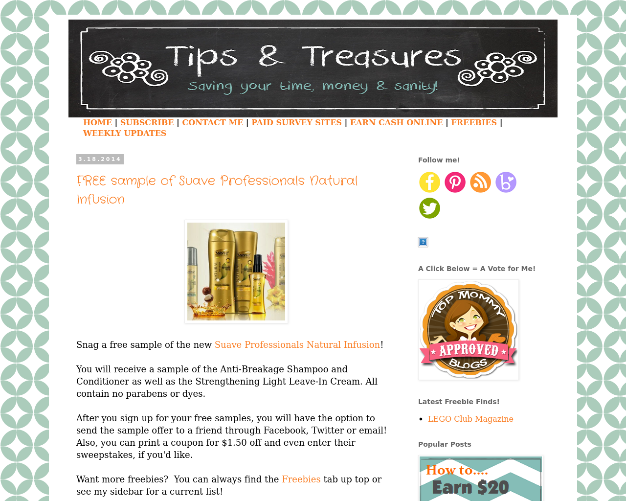 Tips-&-Treasures-Advertising-Reviews-Pricing