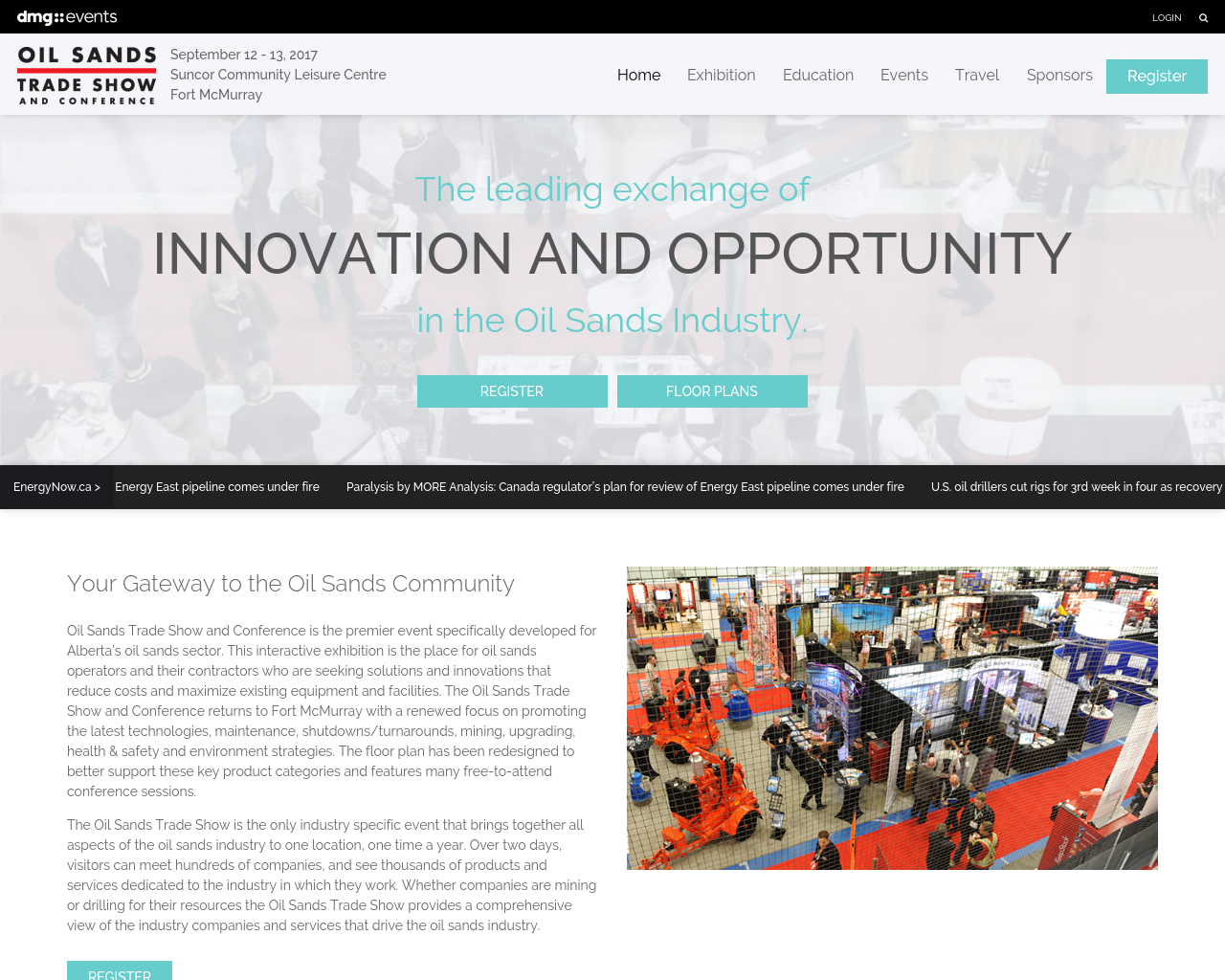 Oil-Sands-Trade-Show-and-Conference-Advertising-Reviews-Pricing