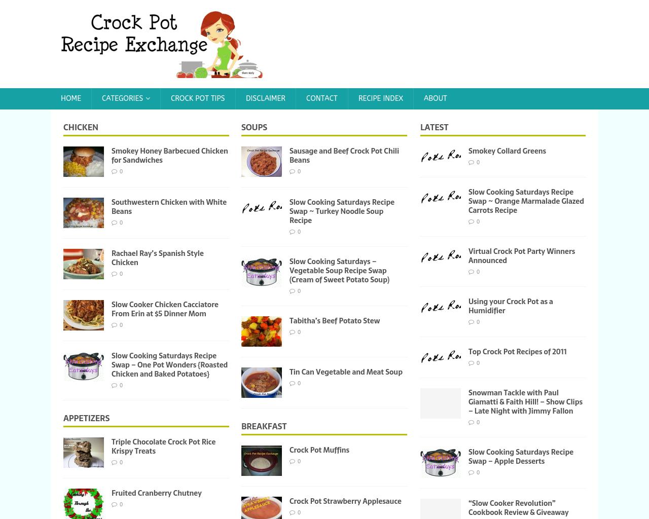 Crock-Pot-Recipe-Exchange-Advertising-Reviews-Pricing