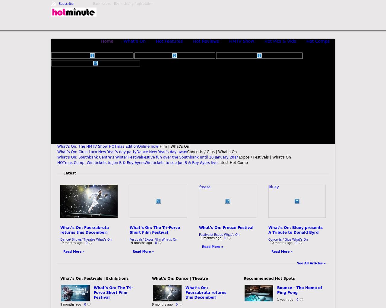 Hotminutemag.com-Advertising-Reviews-Pricing