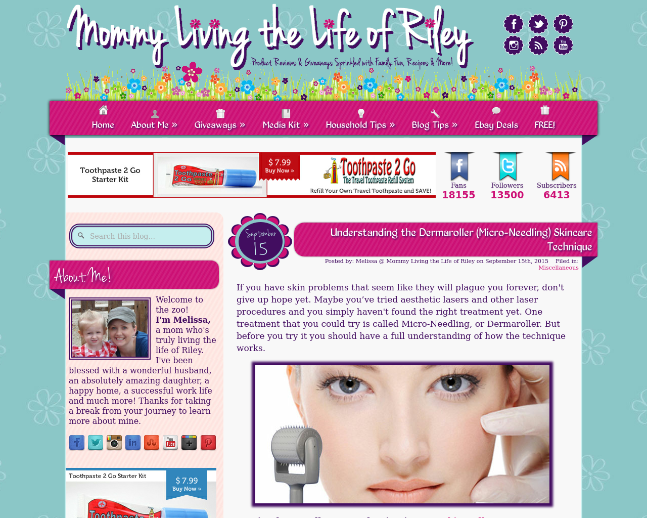 Mommy-Living-The-Life-Of-Riley-Advertising-Reviews-Pricing