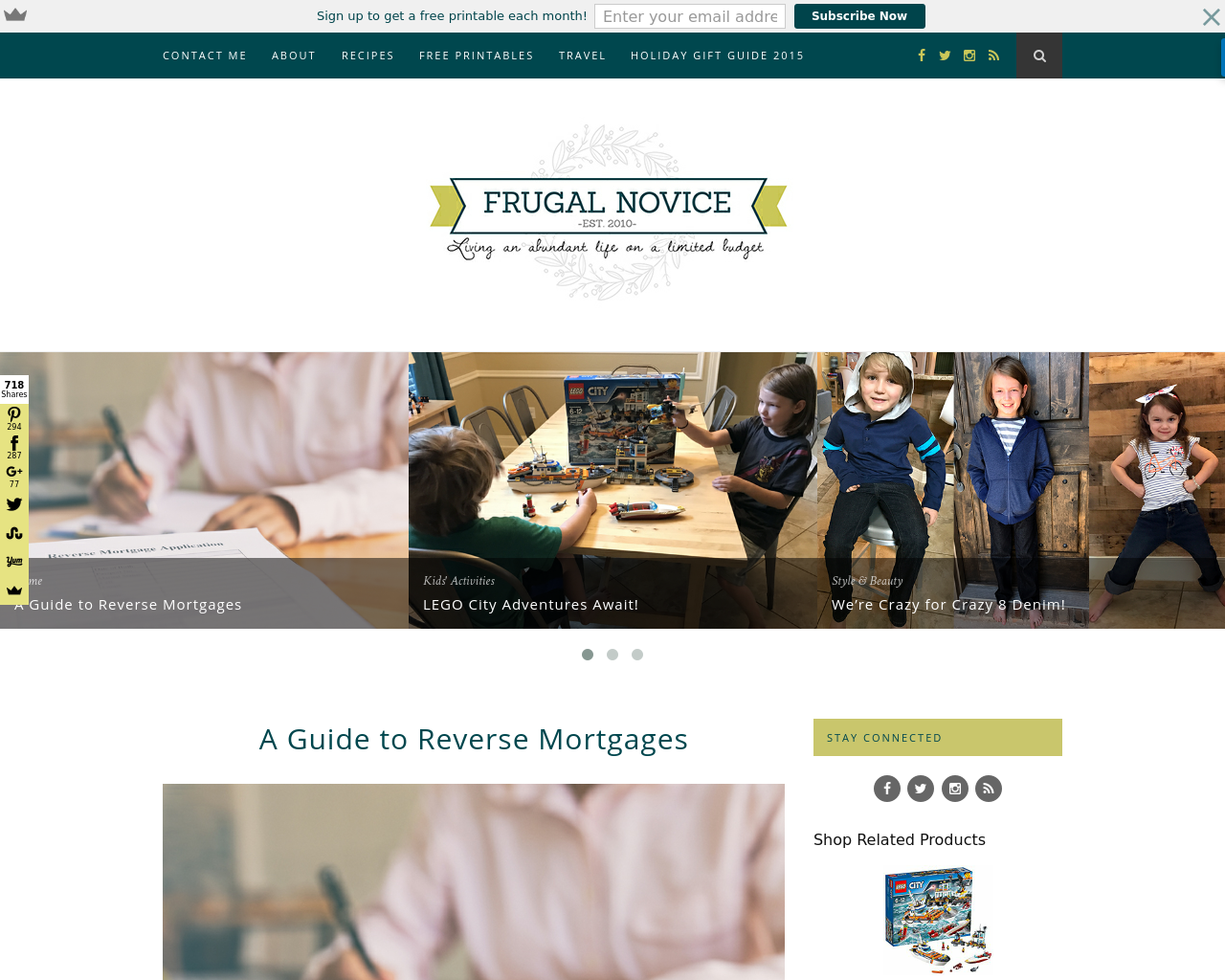 FRUGALnovice-Advertising-Reviews-Pricing