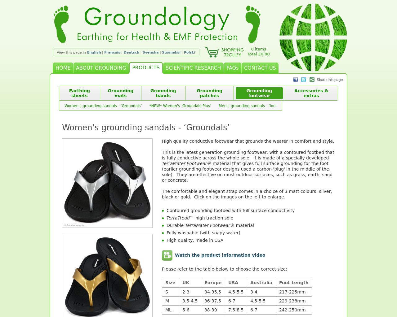 Grounded-Footwear-Advertising-Reviews-Pricing