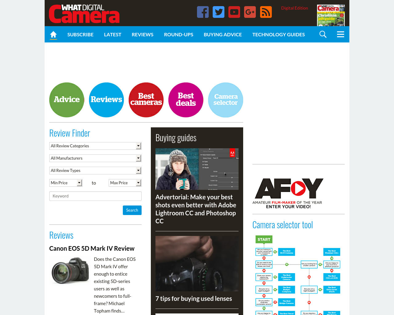 What-Digital-Camera-Advertising-Reviews-Pricing