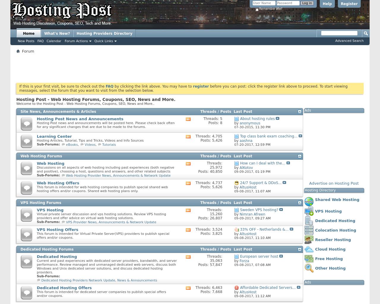 Hosting-Post-Advertising-Reviews-Pricing