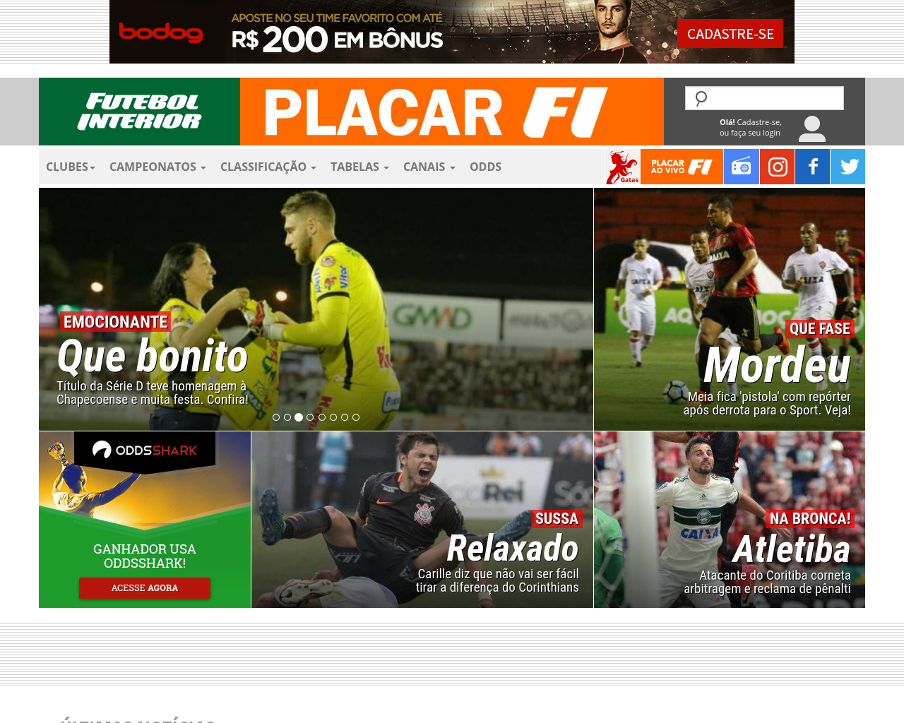 2678a689a5426 Futebol Interior Advertising Mediakits