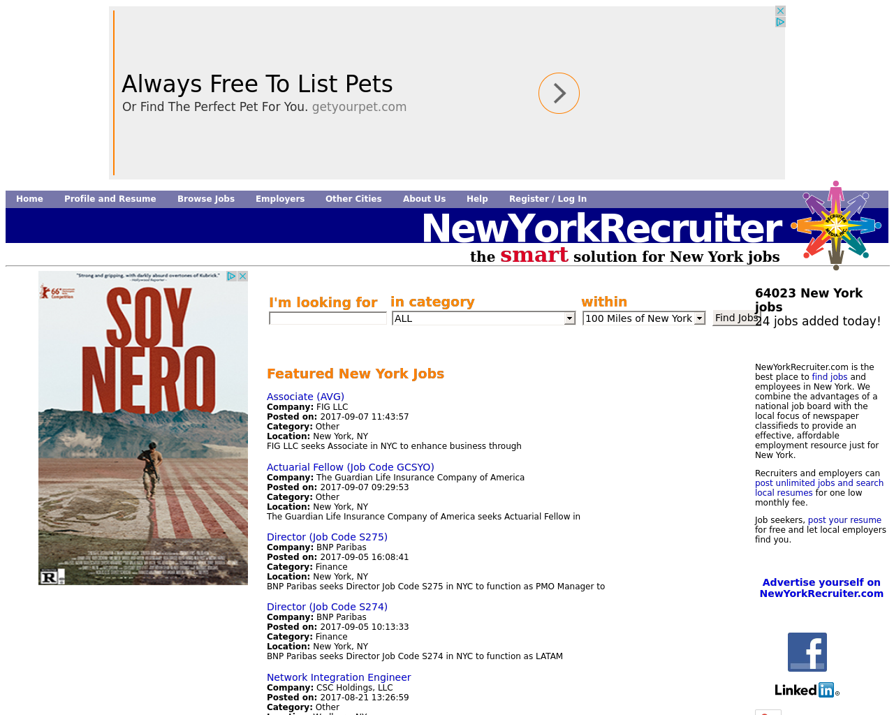 NewYorkRecruiter-Advertising-Reviews-Pricing