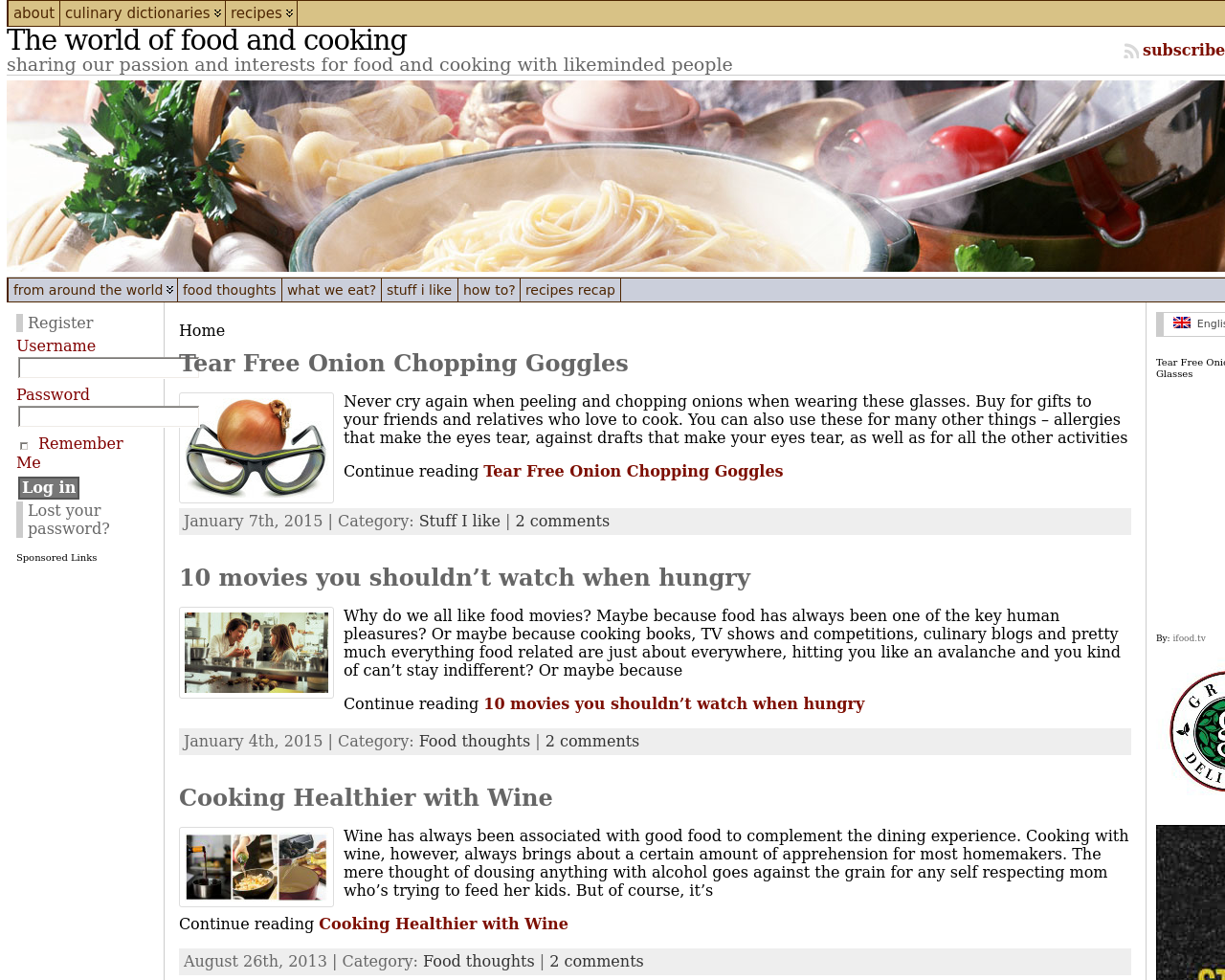 The-World-Of-Food-And-Cooking-Advertising-Reviews-Pricing