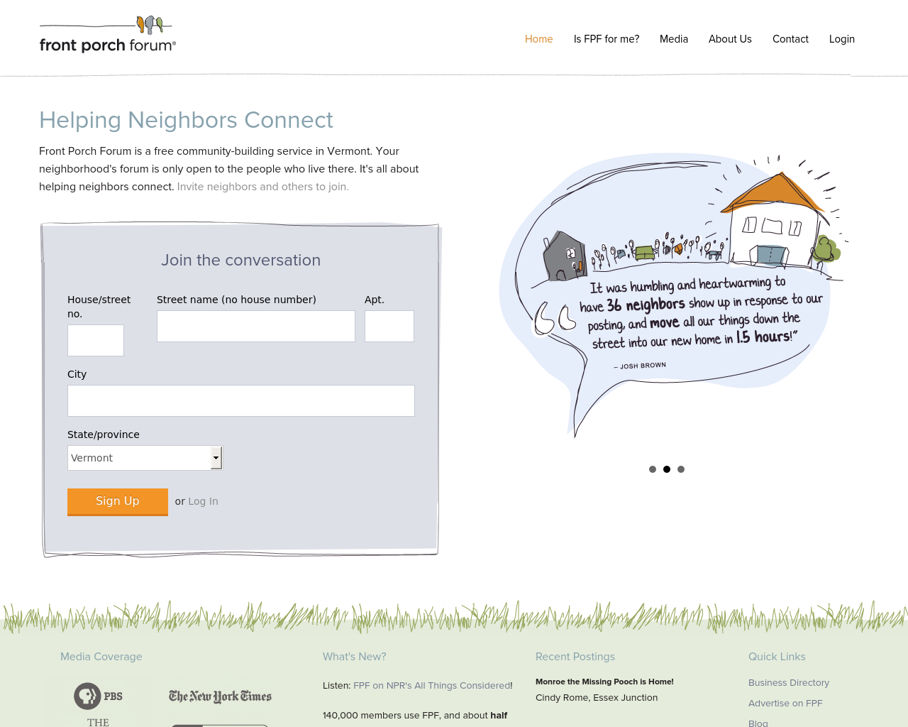 Front-Porch-Forum-Advertising-Reviews-Pricing