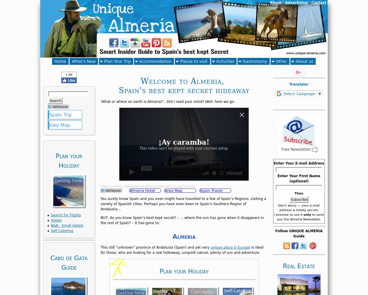 Unique-Almeria-Advertising-Reviews-Pricing