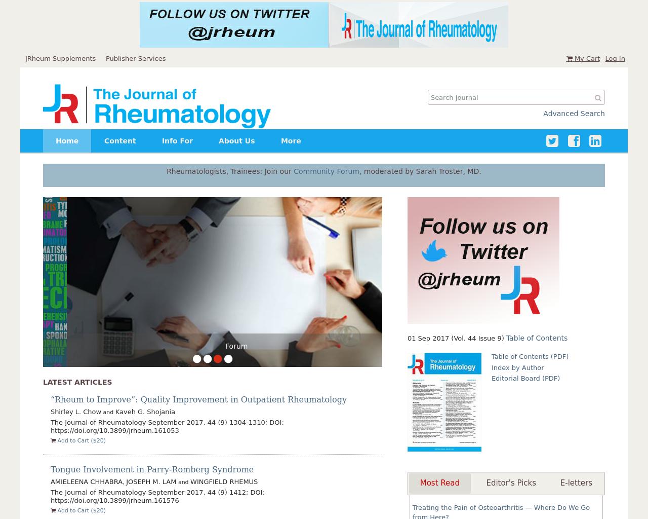 The-Journal-Of-Rheumatology-Advertising-Reviews-Pricing