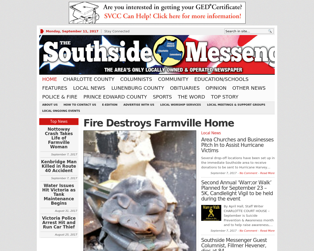 Southside-Messenger-Advertising-Reviews-Pricing
