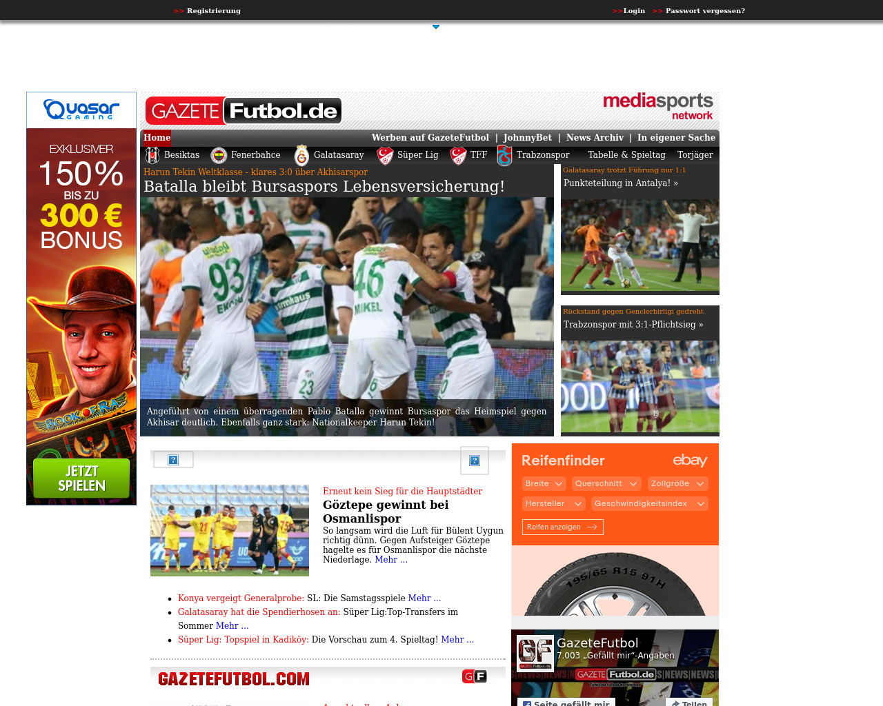 GazeteFutbol-Advertising-Reviews-Pricing