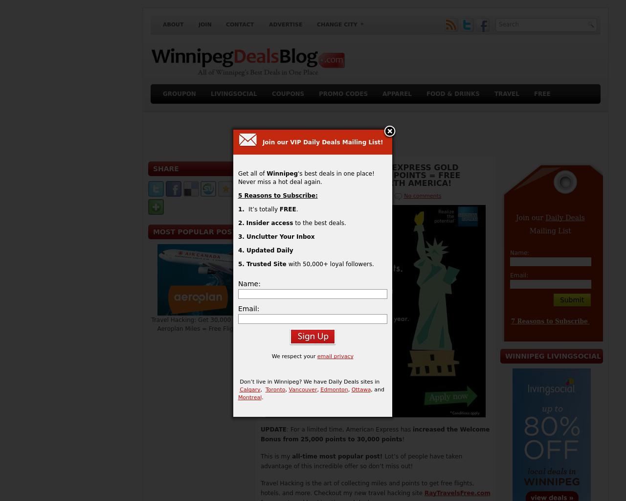 WinnipegDealsBlog.com-Advertising-Reviews-Pricing
