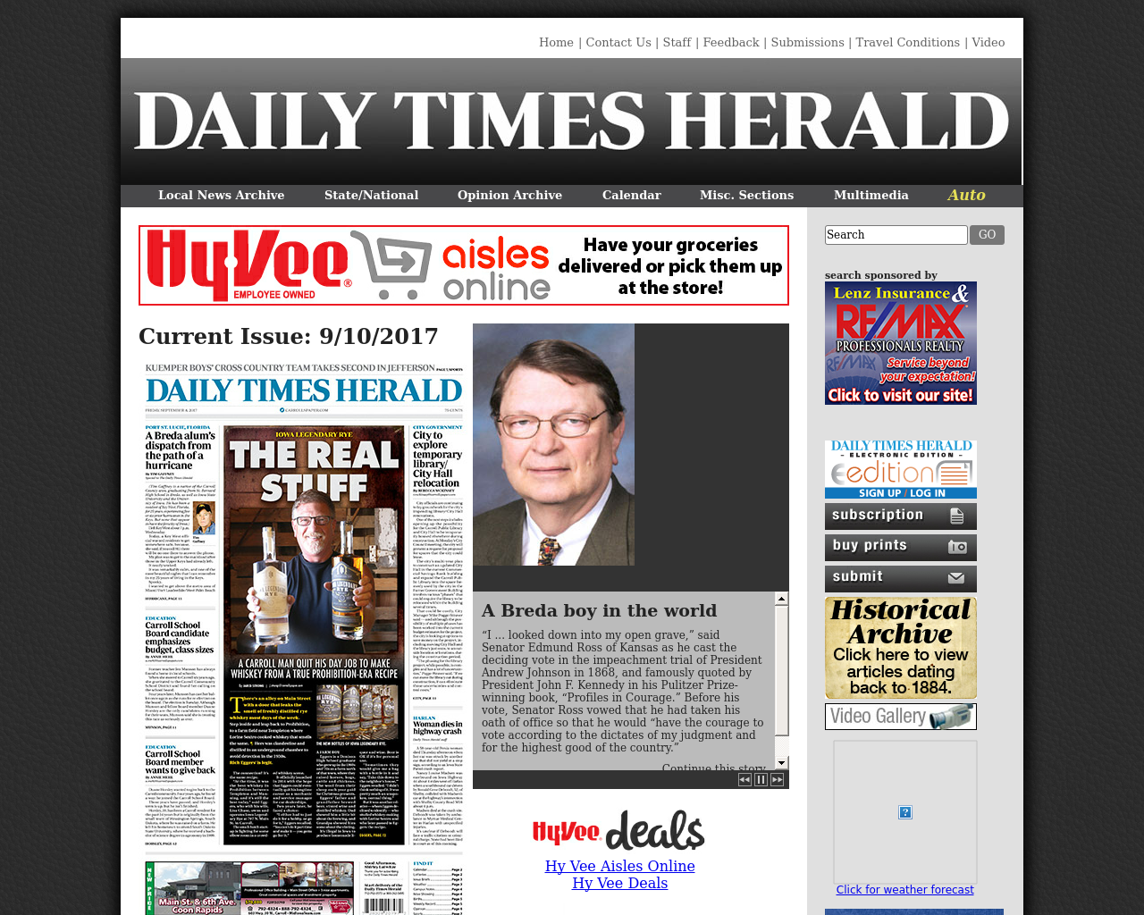 Daily-Times-Herald-Advertising-Reviews-Pricing