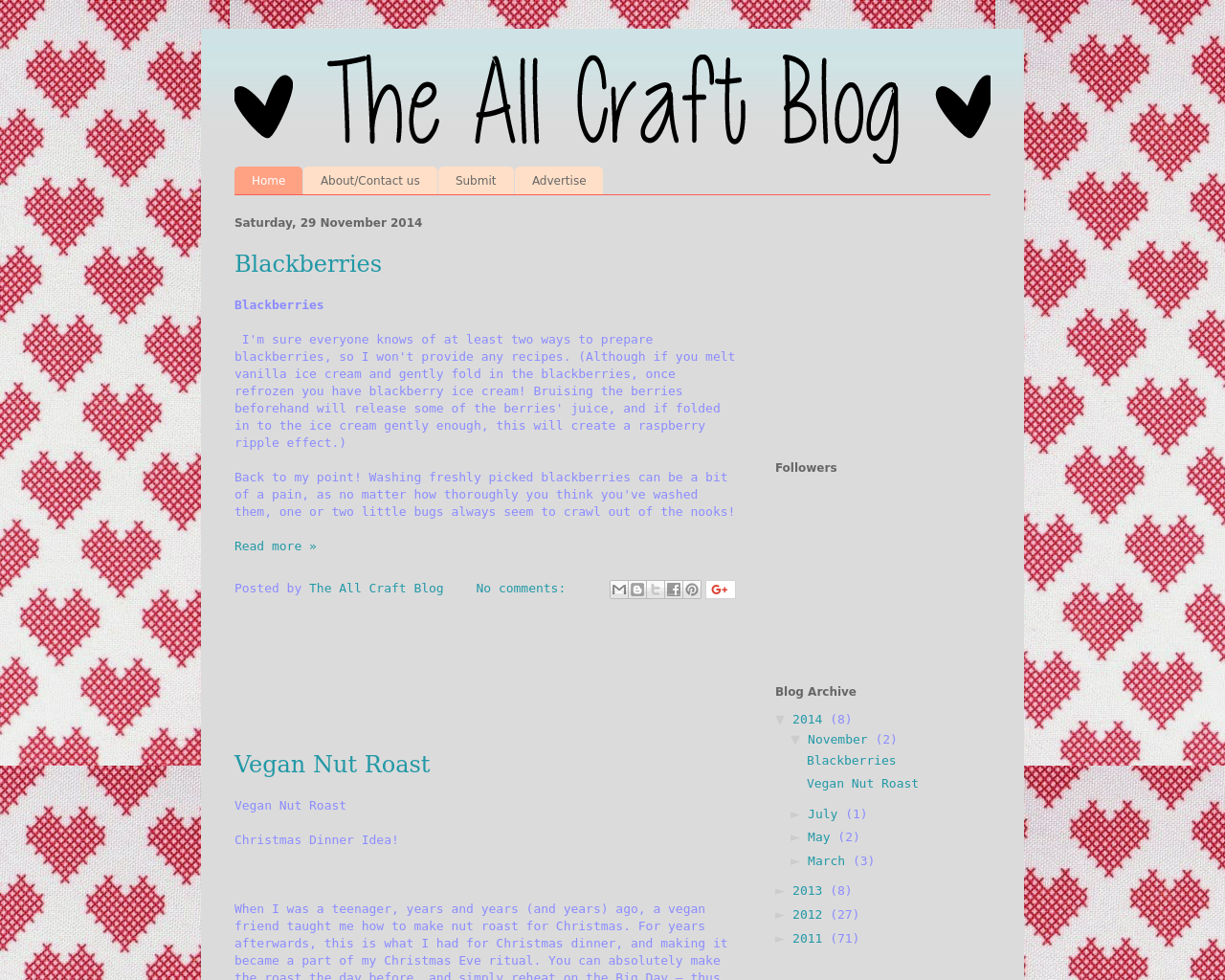 The-All-Craft-Blog-Advertising-Reviews-Pricing