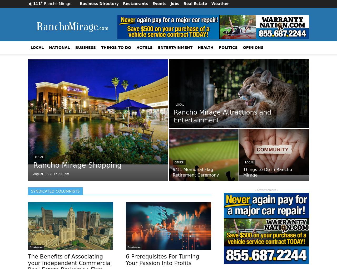 Rancho-Mirage-Advertising-Reviews-Pricing